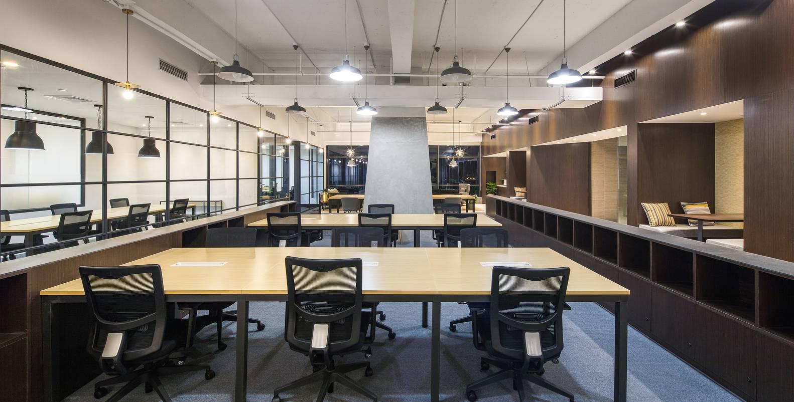 办公室装修6大风格介绍