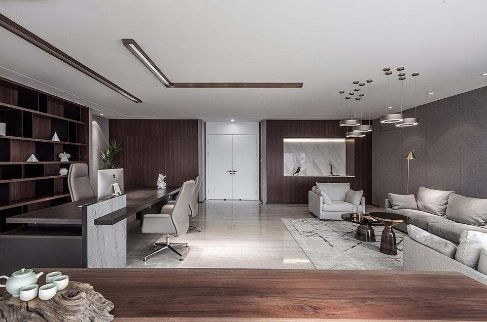 深圳办公室装修方案定制及装修变化趋势讲解
